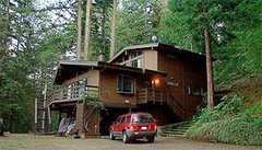 The Forest House - Accomodations - 5144 Sharp Rd, Calistoga, CA, 94515
