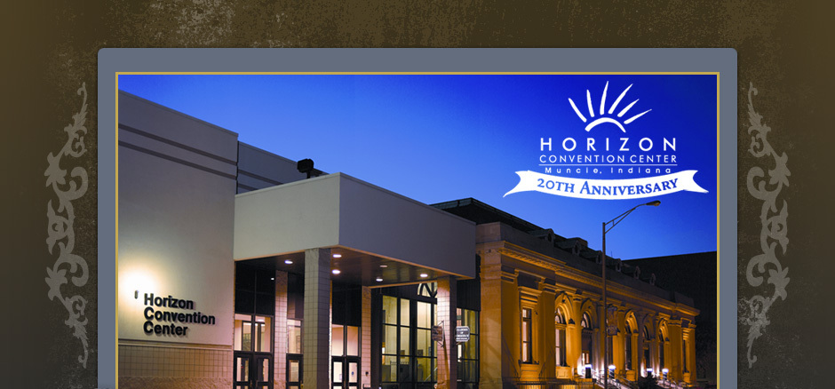 Horizon Convention Center - Reception Sites, Ceremony Sites - 401 S High St, Muncie, IN, 47305