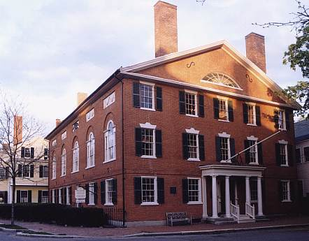 Hamilton Hall - Ceremony & Reception, Reception Sites, Ceremony Sites - 9 Chestnut St, Salem, MA, 01970, US