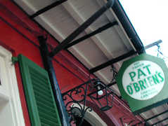 Pat O'Brien's Bar - Bar - 718 Saint Peter St, New Orleans, LA, United States