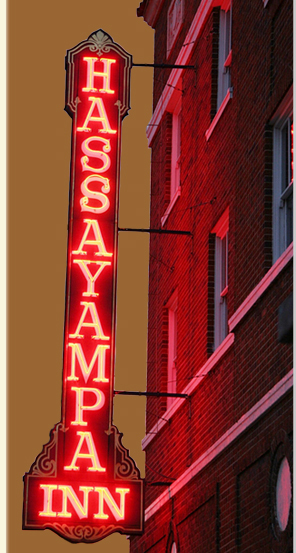 Hassayampa Inn - Hotels/Accommodations, Ceremony Sites, Reception Sites - 122 E Gurley St, Prescott, AZ, 86301