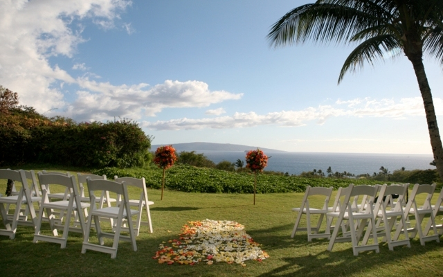 Sea Watch Restaurant - Ceremony Sites, Ceremony & Reception, Restaurants - 100 Wailea Golf Club Drive, Kihei, HI, United States