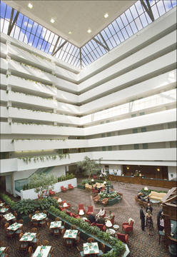 Holiday Inn Mart Plaza - Hotels/Accommodations - 350 West Mart Center Drive, Chicago, IL