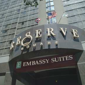 Embassy Suites - Brunch/Lunch - 1701 E. 12th, Cleveland, OH