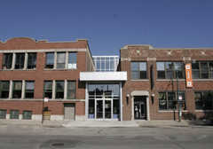 Architectural Artifacts - Reception - 4325 N Ravenswood Ave, Chicago, IL, 60613, US