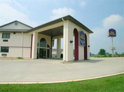 Best Western Regency Inn - Hotels/Accommodations - 360 Eastgate Dr, Danville, IL, 61834