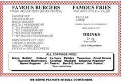 Five Guys Burger and Fries - Restaurant -