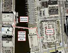 Edelweiss Cruise Dock - Reception on the Edelweiss - 205 W Highland Ave, Milwaukee, WI, 53203