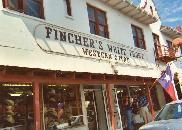 Fincher's White Front Western - Shopping - 115 E Exchange Ave, Fort Worth, TX, United States