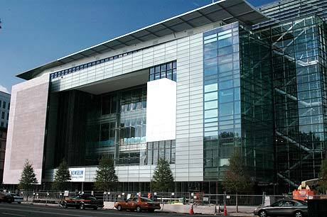 Newseum - Attractions/Entertainment, Reception Sites - 555 Pennsylvania Avenue Northwest, Washington, DC, United States