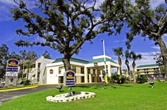 Best Western Oak Manor - Best Western Hotel - 886 Beach Blvd, Biloxi, MS, 39530, US