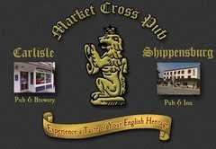Market Cross Pub - Restaurant/Bar - 113 N Hanover St, Carlisle, PA, United States