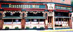 Gingerbread Man - Restaurant/Bar - 5 S Court House Ave, Carlisle, PA, United States