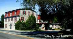 Boiling Springs Tavern - Restaurant/Bar - 1 E 1st St, Boiling Springs, PA, United States