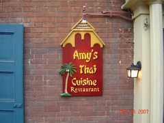 Amy's Thai Cuisine - Restaurant/Bar - 141 W High St, Carlisle, PA, United States