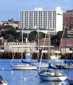 Holiday Inn: By The Bay - Hotels/Accommodations, Reception Sites - 88 Spring St, Portland, ME, United States