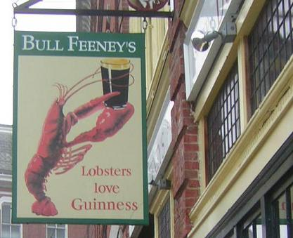 Bull Feeney's - Attractions/Entertainment, Reception Sites, Restaurants, Bars/Nightife - 375 Fore Street, Portland, ME, United States
