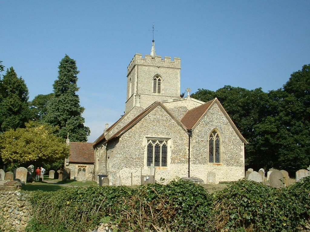 St Giles Church - Ceremony Sites -