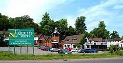 Quality Hotel Welwyn - Hotel - Link Road, Welwyn, Welwyn Hatfield, United Kingdom