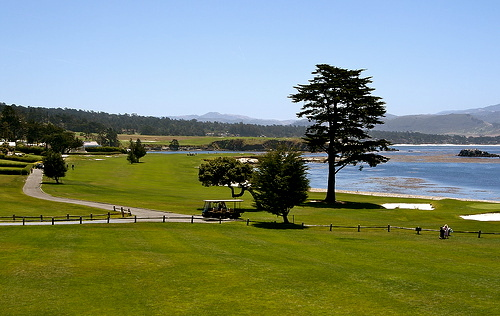 Lodge At Pebble Beach - Golf Courses, Ceremony Sites, Hotels/Accommodations - 17 Mile Dr, Pebble Beach, CA, 93953