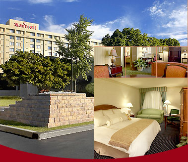 Buffalo Marriott Niagara - Hotels/Accommodations, Reception Sites - 1340 Millersport Hwy, Amherst, NY, 14221, US