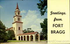 Fort Bragg Main Post Chapel - Ceremony - Sedgewick St, Fort Bragg, NC, 28310