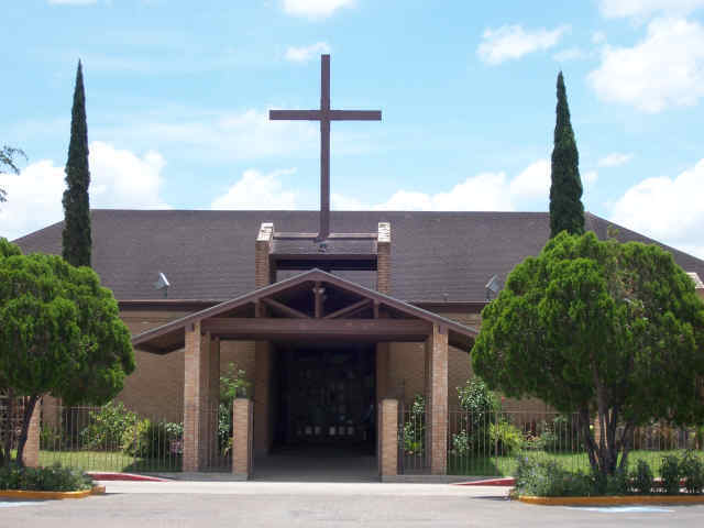 St Joseph Catholic Church - Ceremony Sites - 306 S Salinas Blvd, Donna, TX, 78537, US