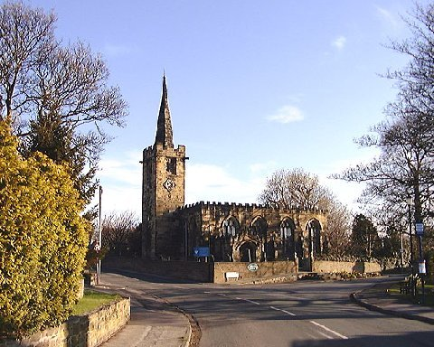 St Mary's Church- Worsbrough Village - Ceremony Sites -