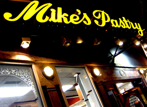 Mike's Pastry Inc - Cakes/Candies - 300 Hanover St, Boston, MA, United States