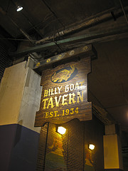 Billy Goat's Tavern & Grill - Bars/Nightife, Restaurants, Attractions/Entertainment - 430 N Michigan Ave, Chicago, IL, United States