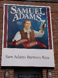 Sam Adams Brewery $ - Attractions/Entertainment, Bars/Nightife, Wineries - 30 Germania St, Boston, MA, United States