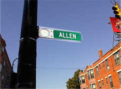 Allen Town - Attraction - Allen St, Buffalo, NY, US