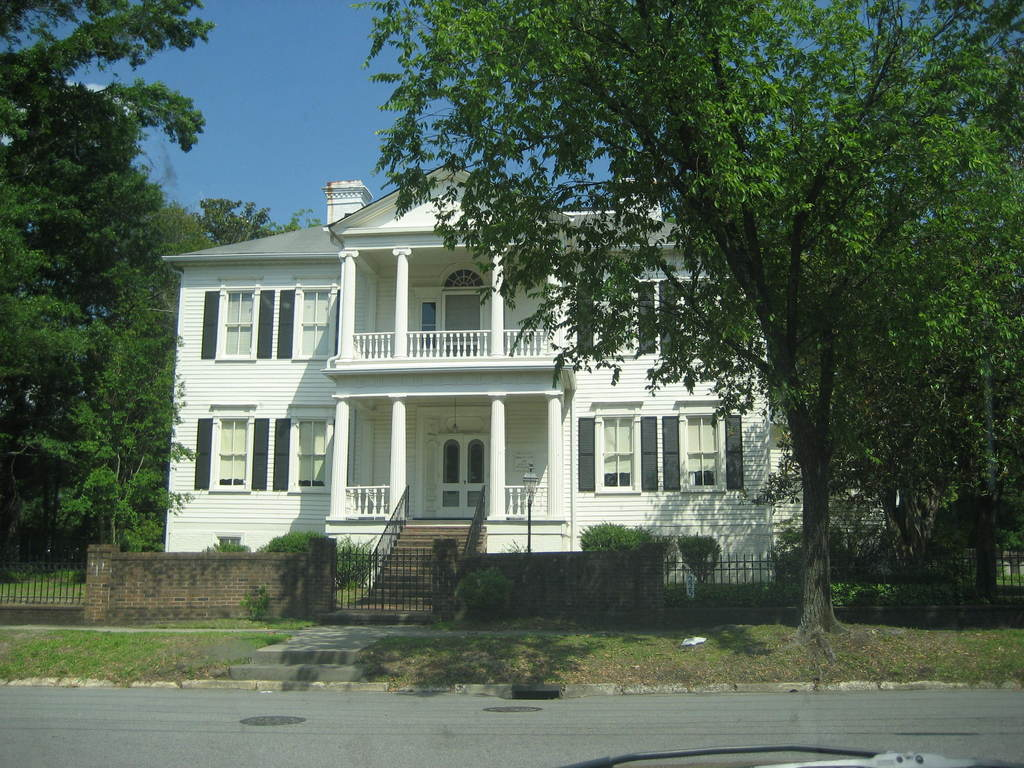 Sandford House - Reception Sites - 225 Dick St., Fayetteville, NC