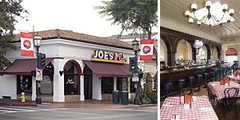 Joe's Cafe - Restaurant - 536 State Street, Santa Barbara, CA, United States