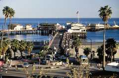 Stearns Wharf - Attraction - Stearns Wharf, Santa Barbara, CA, United States