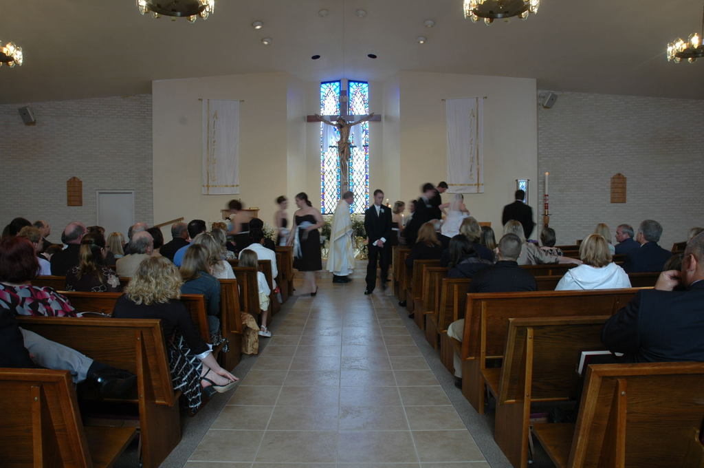 St Egbert's Catholic Church - Ceremony Sites - 1706 Evans St, Morehead City, NC, United States