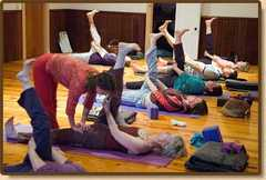 Community Yoga Center - Yoga, anyone? - 890 G St, Arcata, CA, United States