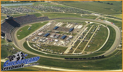 Chicagoland Speedway - Attractions/Entertainment - Illinois, United States