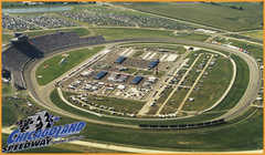 Chicagoland Speedway - NASCAR track - Illinois, United States