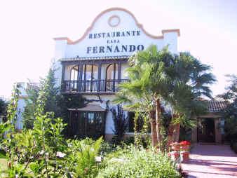 Restaurante Fernando - Restaurants - Avenida del Mediterráneo s/n, San Pedro de Alcántara, 29670