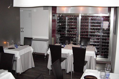 Restaurante Skina - Restaurants - C/ Aduar nº 12, Marbella