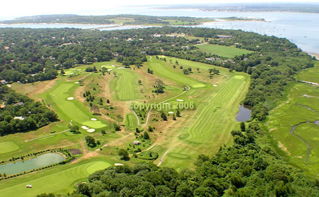 Jamestown Golf Course - Golf Courses - 245 Conanicus Ave, Jamestown, RI, 02835