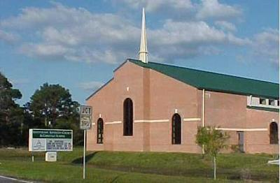 Panama City Sda Fellowship Hall - Ceremony Sites, Reception Sites - 2700 Lisenby Ave, Panama City, FL, 32405