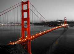 Golden Gate Bridge - Hot Spots - Golden Gate Bridge