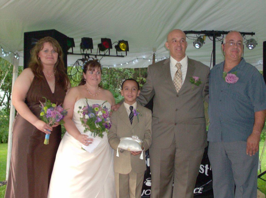 Cindy & John Ceremony - Ceremony Sites - Rose Hill Rd, Skaneateles, NY, 13152, US