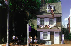 Betsy Ross House - Historical Attraction - 239 Arch St, Philadelphia, PA, United States