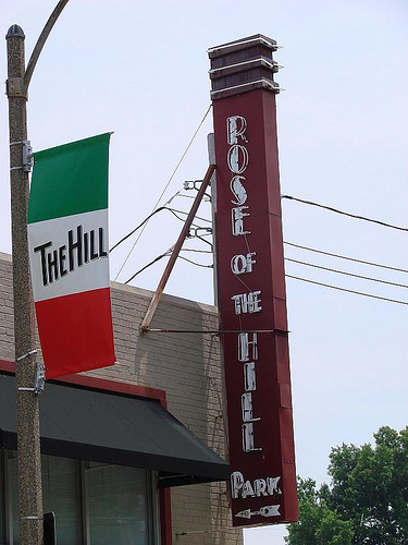 Rose Of The Hill - Reception Sites - 2300 Edwards St, St Louis, MO, 63110