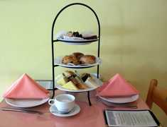 Silver Tips Tea Room - Bridesmaids Tea - 3 N Broadway, Tarrytown, NY, 10591, US