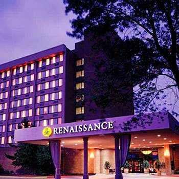 Renaissance Chicago North Shore Hotel - Hotels/Accommodations, Reception Sites - 933 Skokie Blvd, Northbrook, IL, 60062