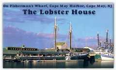 Lobster House - Restaurant - Fisherman's Wharf Cape May Har, Cape May, NJ, United States